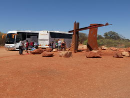 Ayres Rock to Alice Springs. Transfer Kings Canyon. On Lassiter Highway , David D - December 2013