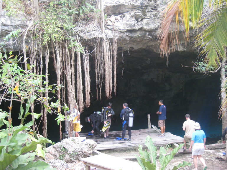 Tulum Cave Dive - Cancun