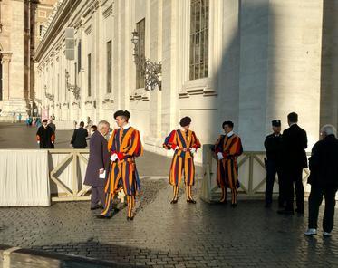 Catholic Custom Tours Of Rome