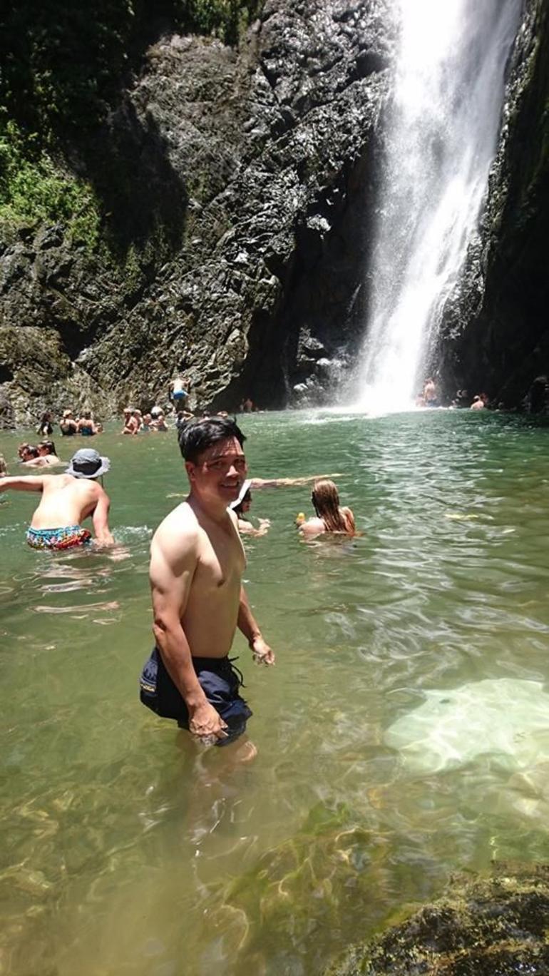 Fiji Combo Day Tour Including Navua River Canoe, Fijian Village Visit, and Magic Waterfall