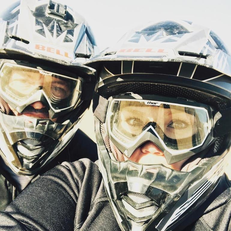 Hidden Valley and Primm ATV Tour
