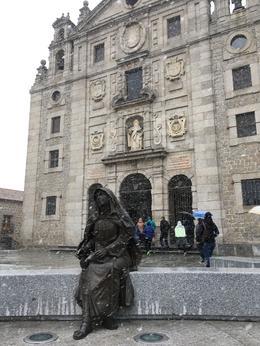 Avilla Convento de Santa Teresa , ewwas13 - March 2017