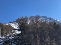Mt Fuji from 4th station , David H - December 2017
