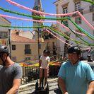 Excursión turística en pequeño grupo en Segway de Lisboa con degustación de comida, Lisboa, PORTUGAL