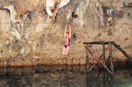 cenote , Tamara S - August 2012