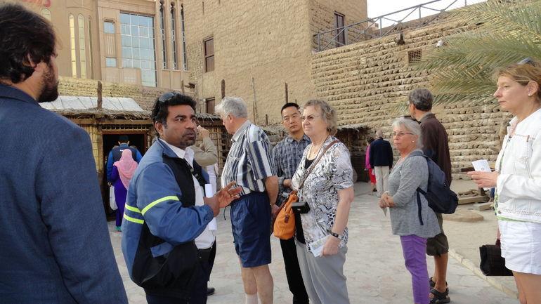 Dubai museum - Dubai