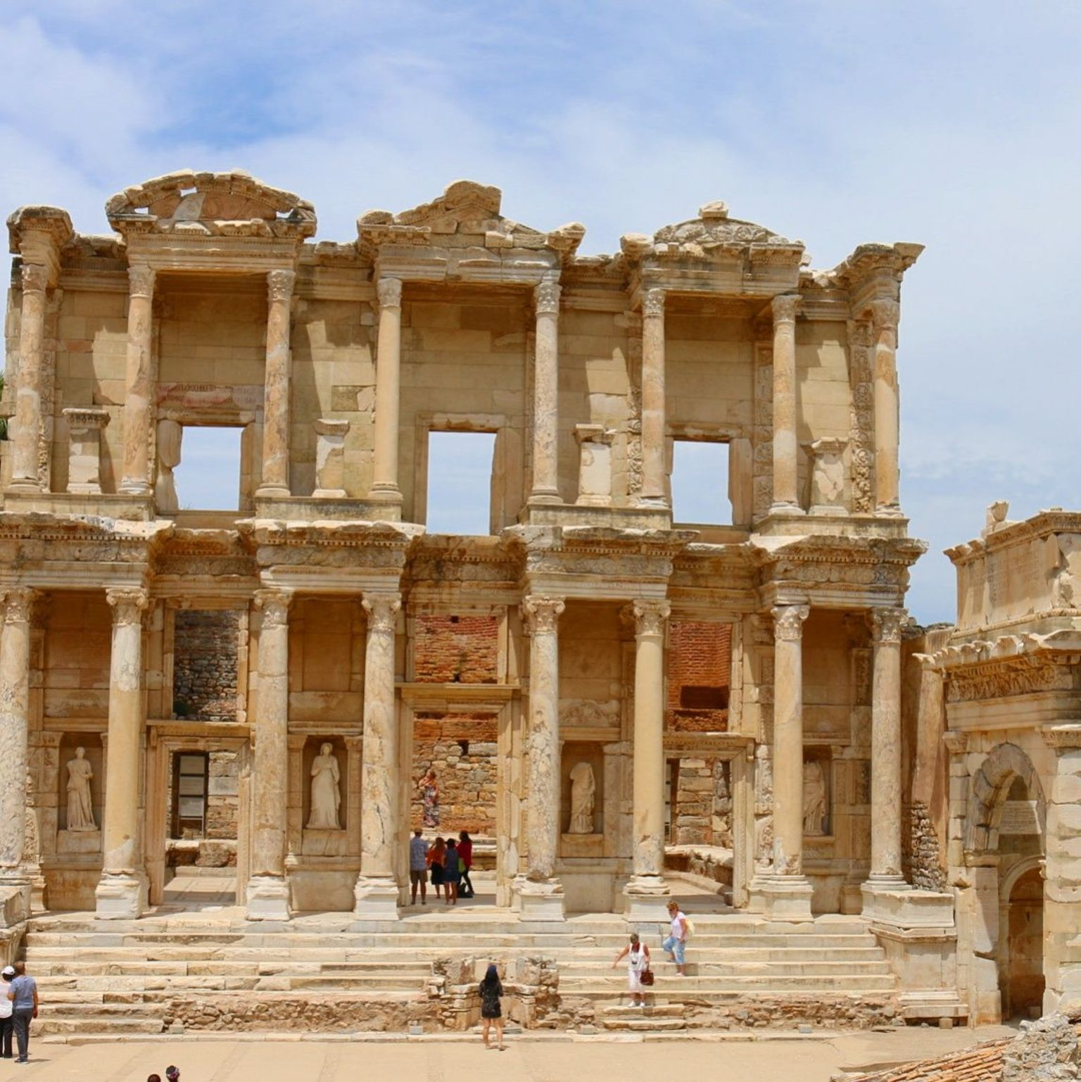 MORE PHOTOS, Ancient Ephesus tour with Wine Tasting in the village and visit to Mother's Mary House