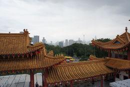 Utsikt från kinesiskt tempel , Elina H - January 2014