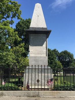 Picture of Lexington Battle Monument , Phillip B - August 2016