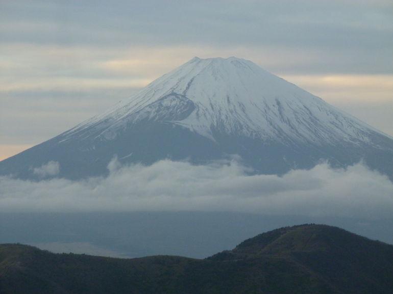 Misty Fuji - Tokyo
