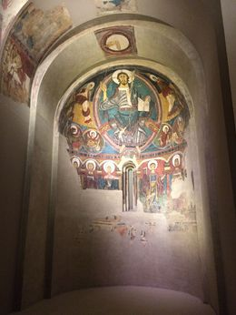 the beautiful pantocrator, from the 'romanico', SCV - April 2015