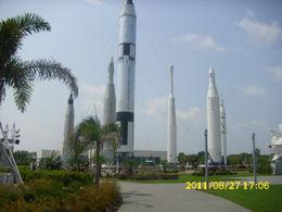 Rocket garden , Hannah R - September 2011