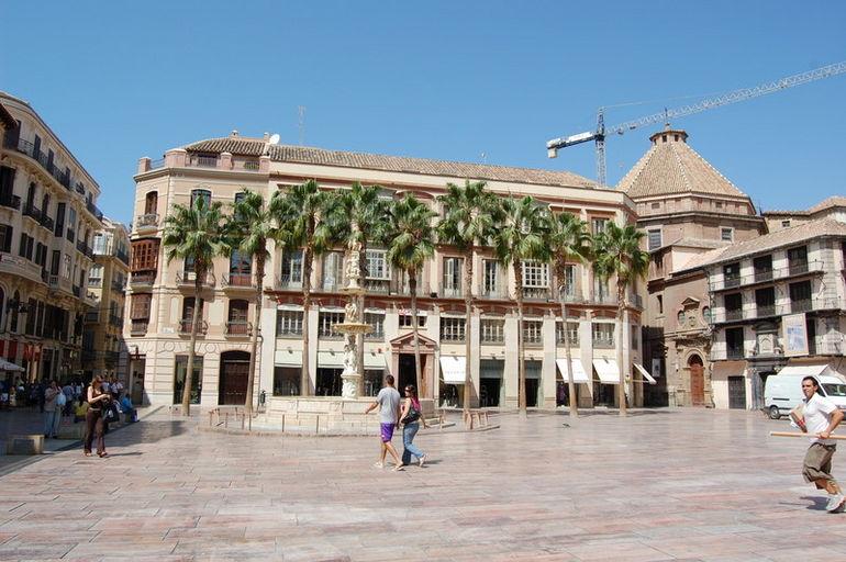 Plaza de la Constitucion -