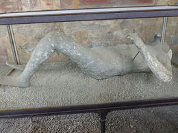 Pompeii body , Edwin A - July 2014