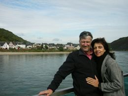 Enjoying beautiful castles and towns on the Rhine, Petrus H - October 2009