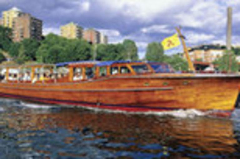 Stockholm Boat - Stockholm