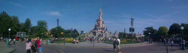 The Castle - Paris