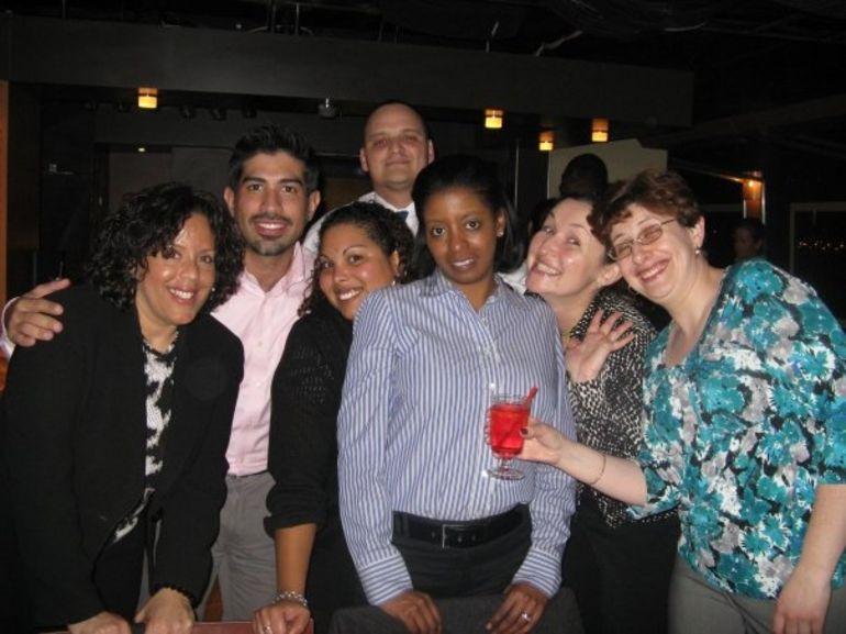 the whole crew - New York City
