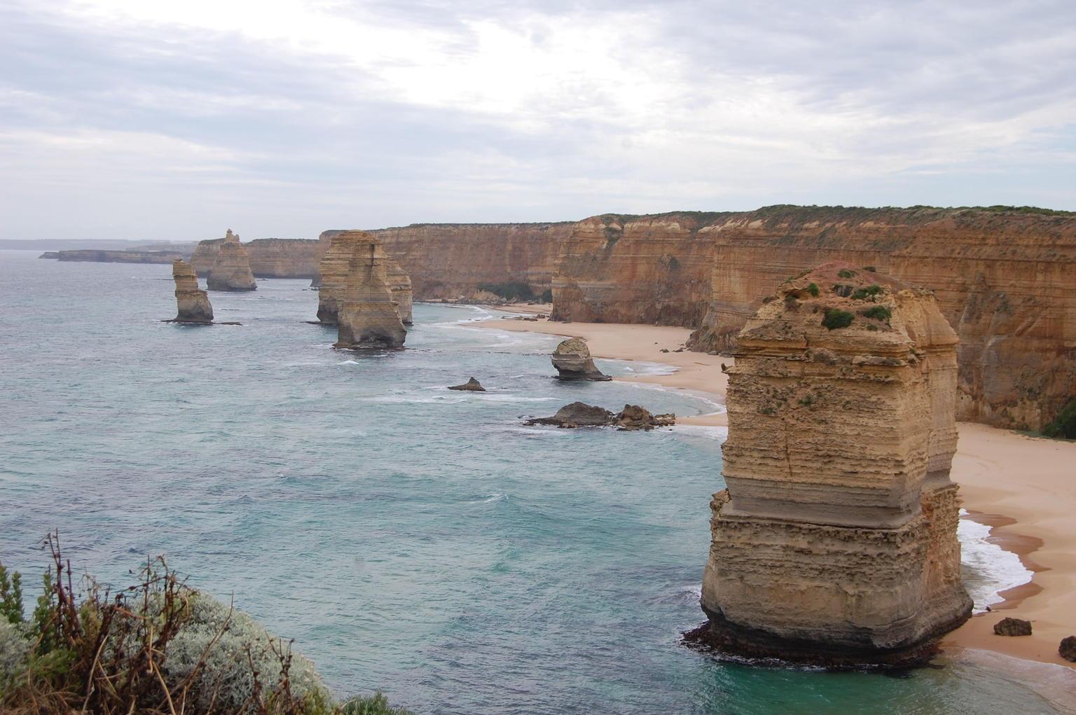 MÁS FOTOS, Excursión de un día por la Gran Carretera Oceánica y los 12 apóstoles desde Melbourne