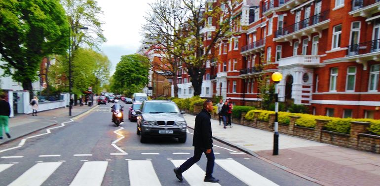 Beatles Evening Tour of Central London photo 39