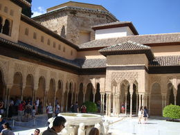 Alhambra Fountain Courtyard , Peter C - September 2014