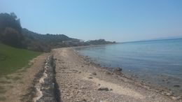 a view of Anzac cove , michael r - April 2015