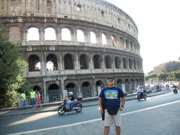 First day in Rome , Frank Desiderio - July 2013