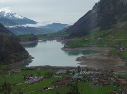 Beautiful view of interlaken, Bharat G - April 2010