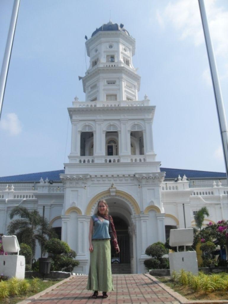 Johore Visit - Singapore