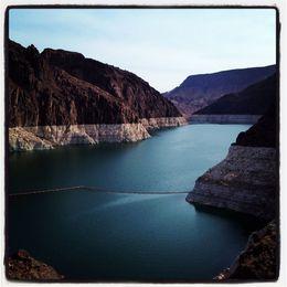 Lake Mead at the Dam , david h - July 2013