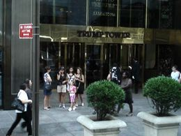 Trump Tower, William - August 2011