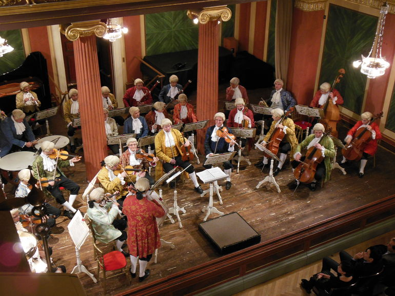 Vienna Mozart Evening: Gourmet Dinner and Concert at the Musikverein photo 28