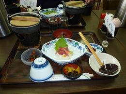 Notre menu du déjeuner, typiquement japonais. , Michel L - May 2015