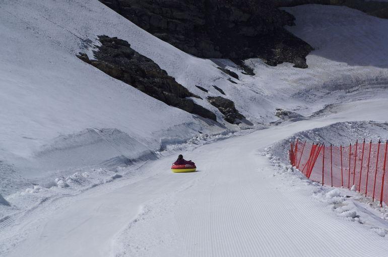Slide on snow - Zurich