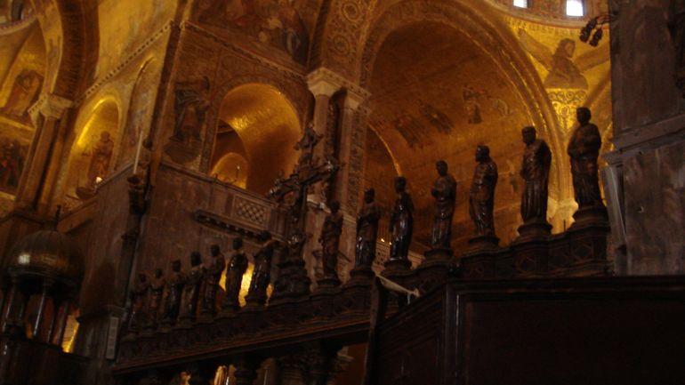 St Marks Basilica - Venice