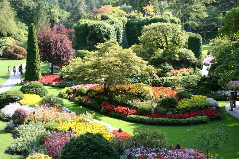 The Sunken Garden - Vancouver