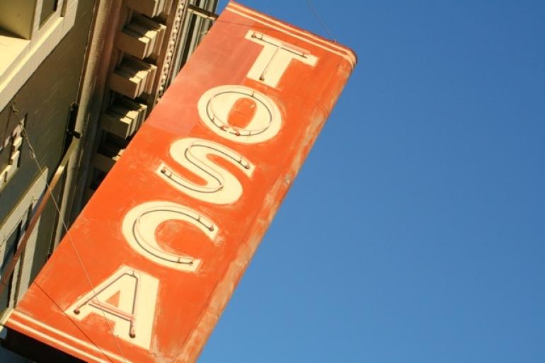 Tosca Cafe -