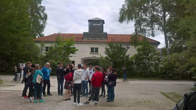 Munich WWII Combo: Dachau Concentration Camp Memorial Site and Third Reich Walking Tour photo 15