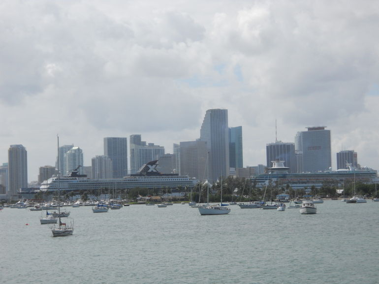 View of city - Miami