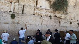 Western wall , luke.szarafinski - August 2015