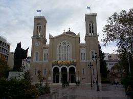 Metropolitan Cathedral of Athens , dejouae - November 2016