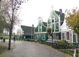 At Zaanse Schans , Jennifer F - November 2016