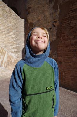 Our walk around the Colosseum was much more interesting for my daughter! , Jhammon2 - March 2017