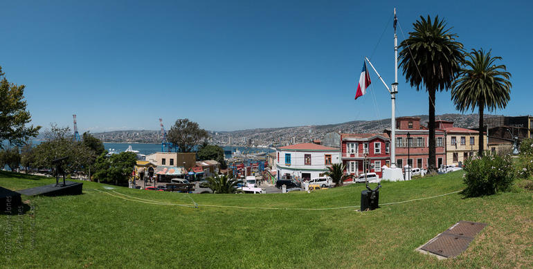 Private Valparaíso and Wines Tour from Santiago
