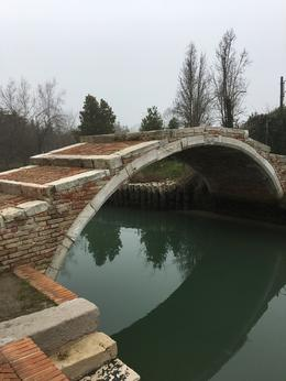 Torcello also provides a different dimension to the tour , Vic - February 2018