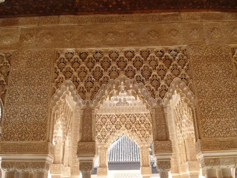 Architecture - Alhambra Palace - Costa del Sol