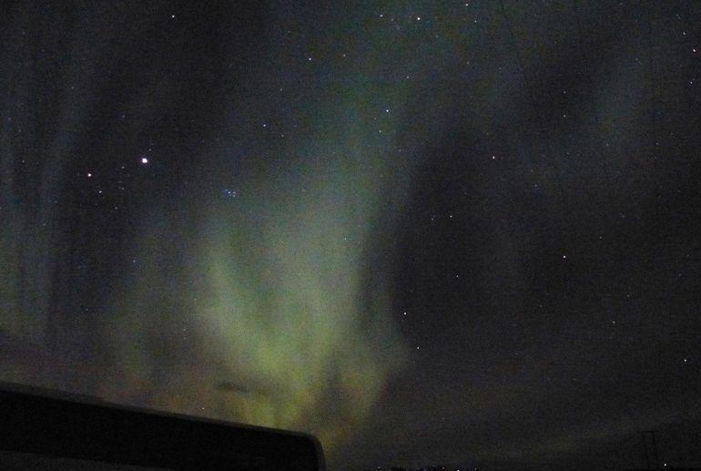 Aurora - Reykjavik