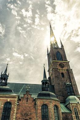 Riddarholmen Church, HTravelerUK - April 2014