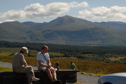 Cairngorms view , Darren R - August 2011