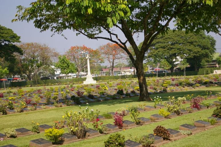 Cemetery - Bangkok